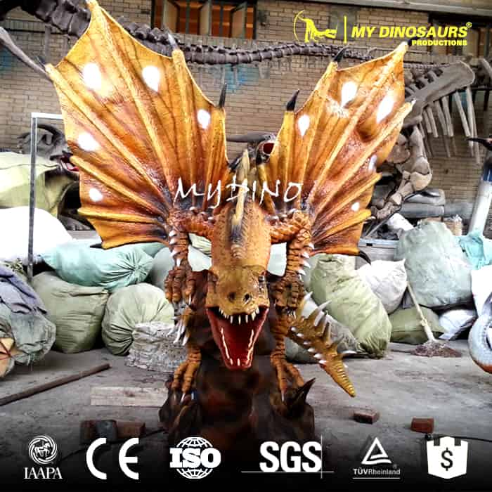 dragon animatronic