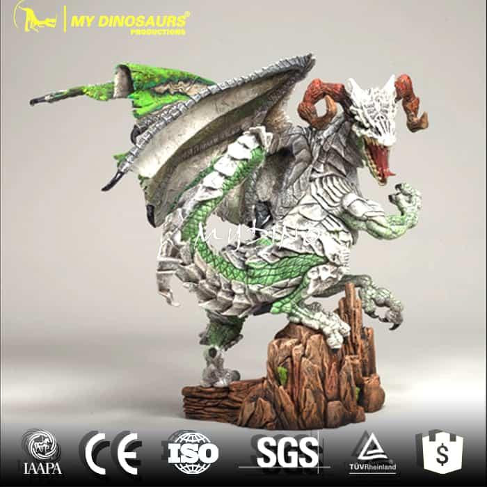 fiberglass dragon