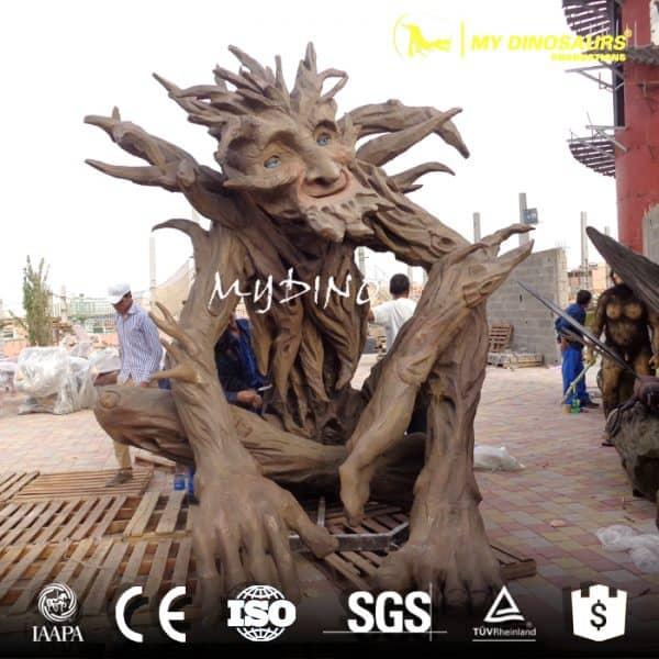 high quality talking tree