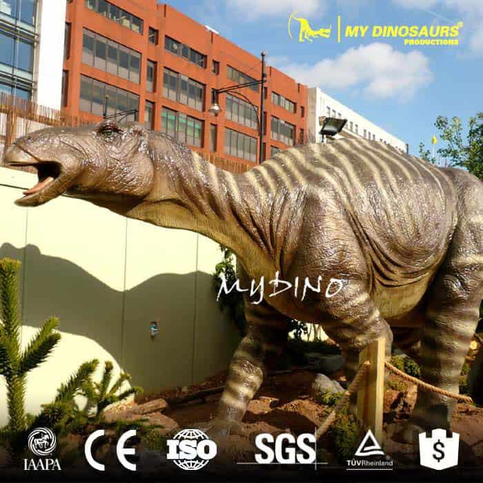 Life size Animatronic Dinosaur Iguanodon