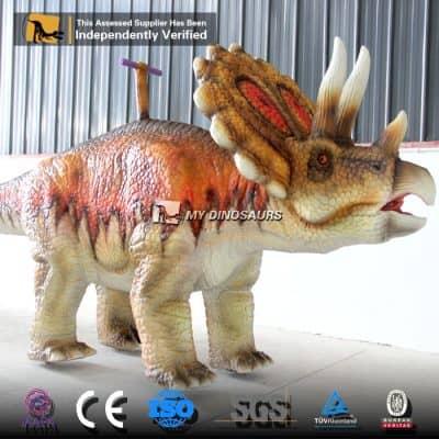 simulation dinosaur rides