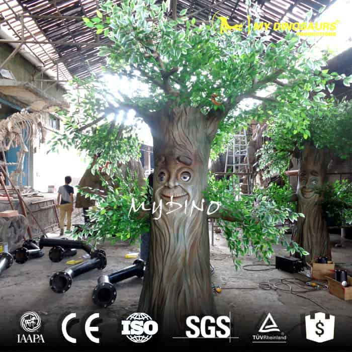 animatronic talking tree for sale