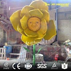 decoration yellow flower