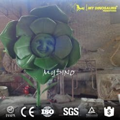 giant flower decoration