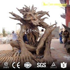 fairy tale talking tree