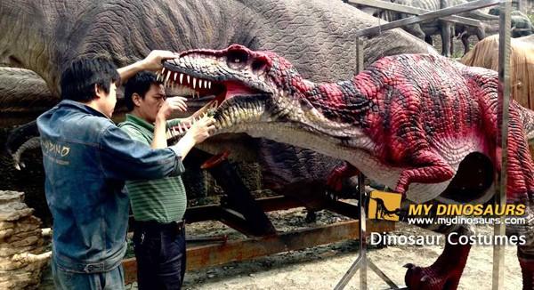 Dinosaur Costumes