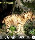 3d animal  Machairodus