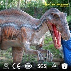 Animatronic Dinosaur Baryonyx