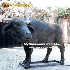 Animatronic Buffalo