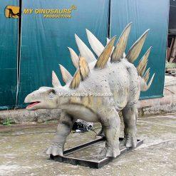 Animatronic Stegosaurus 2