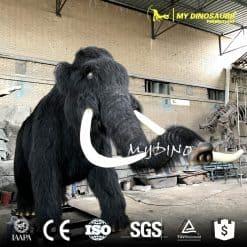 Animatronic mammoth for sale