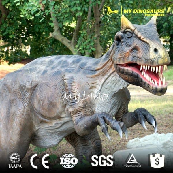 Ceratosaurus model