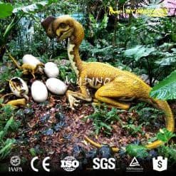 Realistic Robotic Dinosaur