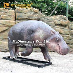 Pigmy Hippo statue