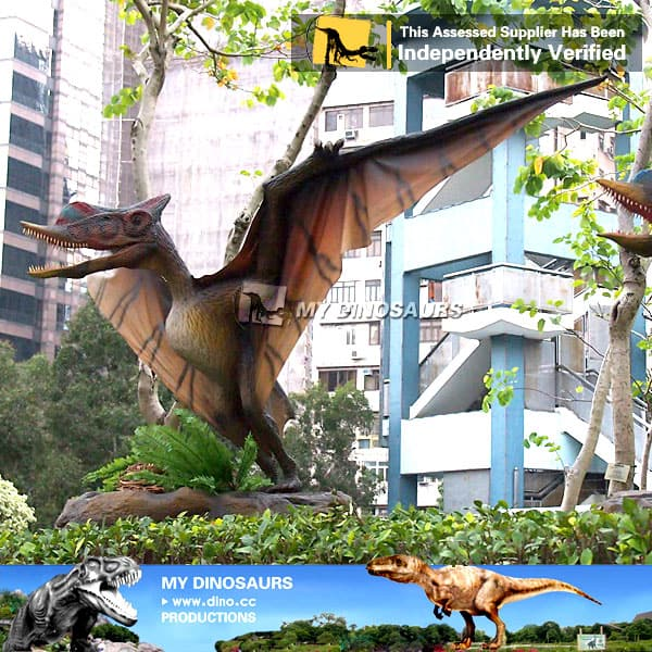 Animatronic Dinosaur Pterosauria