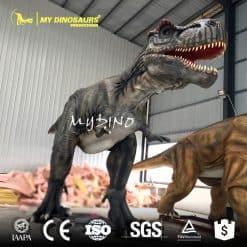 Simulation dinosaur T REX