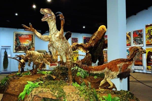 The Dinosaur Museum 2