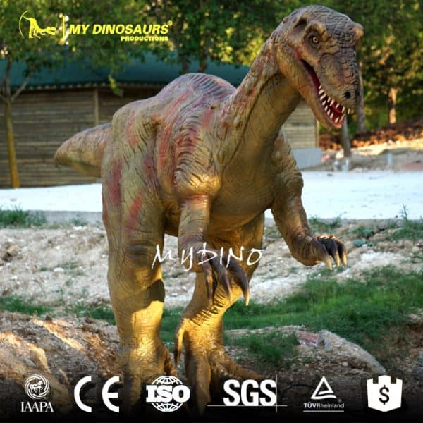 Wonderland Dinosaur Statue Herrerasaurus