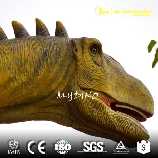 animated animatronic dinosaur