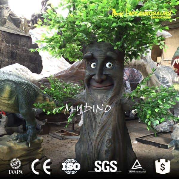 animated talking tree