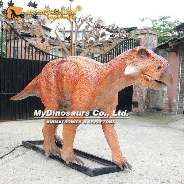 animatronic Psittacosaurus