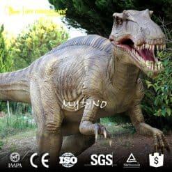Animatronic Suchosaurus Cultridens