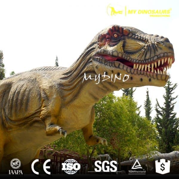 Giant Animatronic Dinosaur