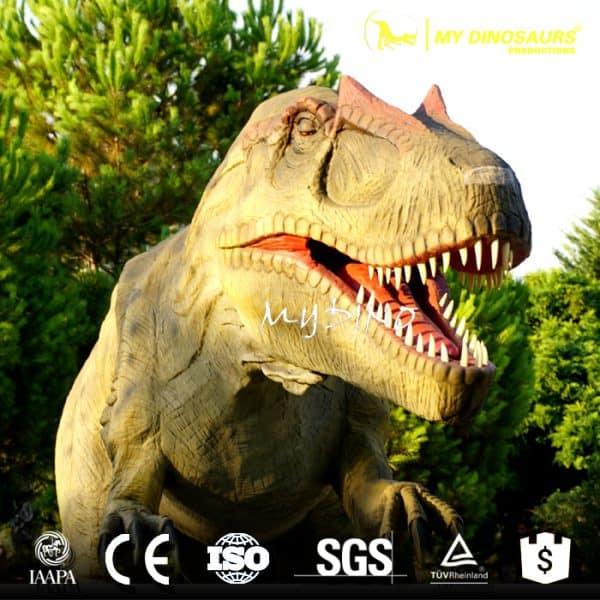 Animatronic Allosaurus Replica