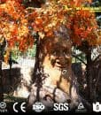 Artificial Autumn Tree