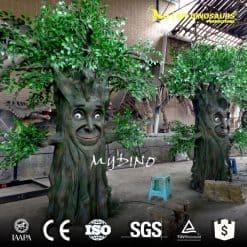 artificial outdoor tree