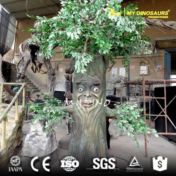 animatronic tree