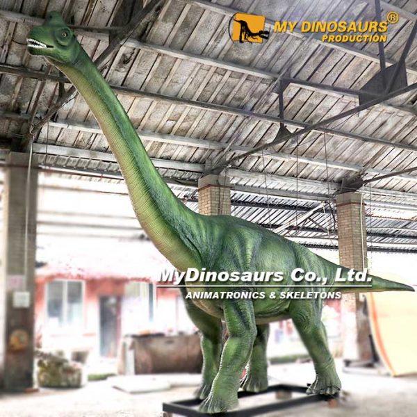 brachiosaurus animatronic