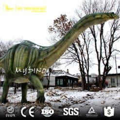 animatronic Shunosaurus