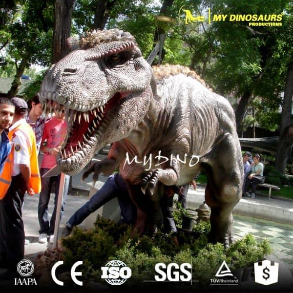 Animatronic Dinosaur Factory