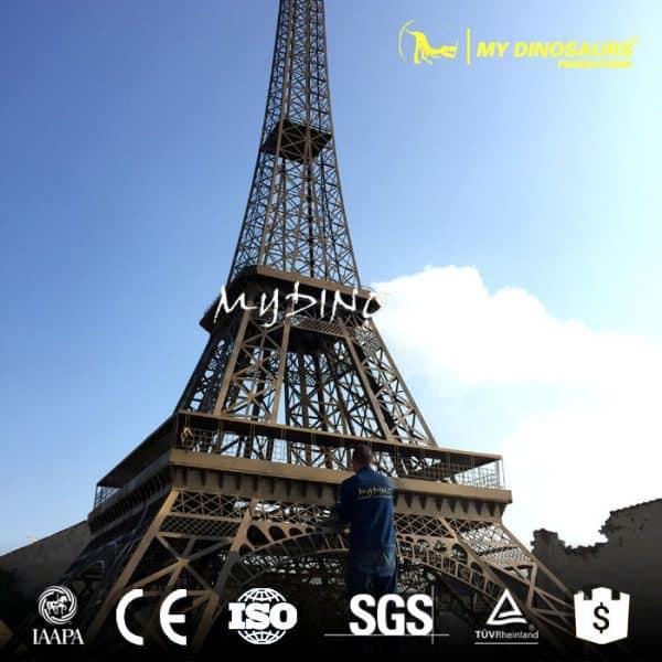 Mini pairs eiffel tower