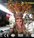 park 3d artificial talking tree