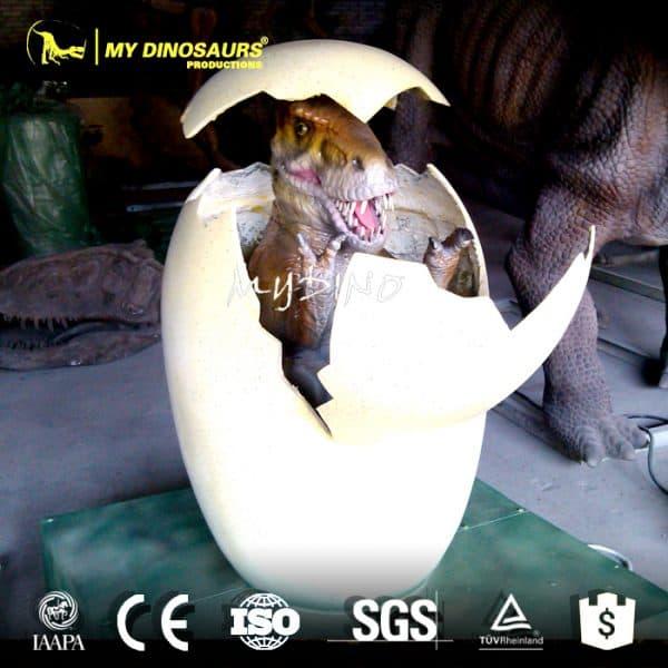 Animatronic Dinosaur Eggs