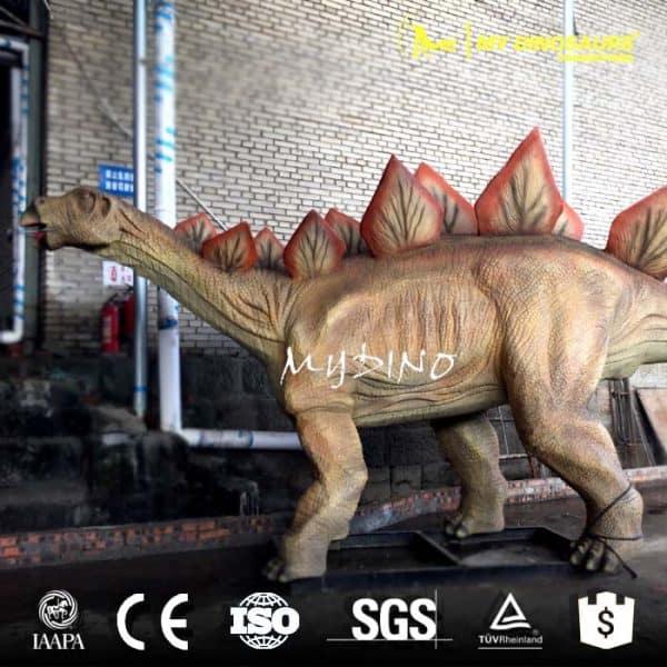 Robotic Stegosaurus