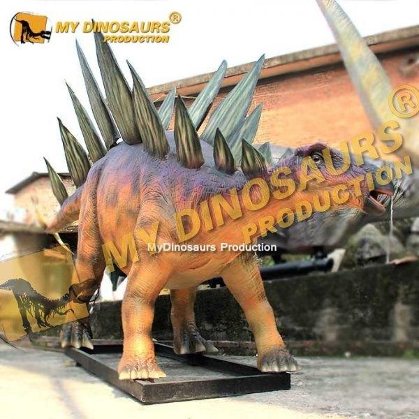 stegosaurus model 3