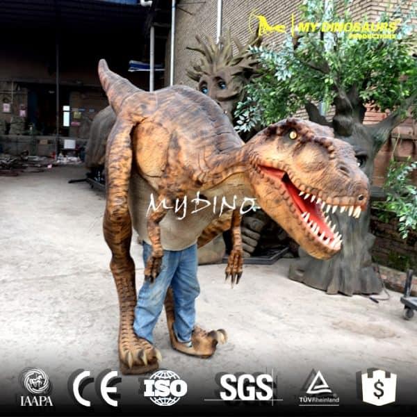 t rex dinosaur costume