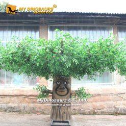 talking tree animatronic 1