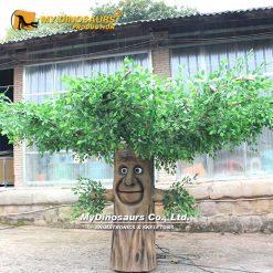 talking tree animatronic