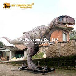 yangchuanosaurus animatronic 1