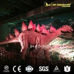 Mechanical Dinosaur Stegosaurus