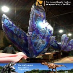 Artificial Butterfly Model
