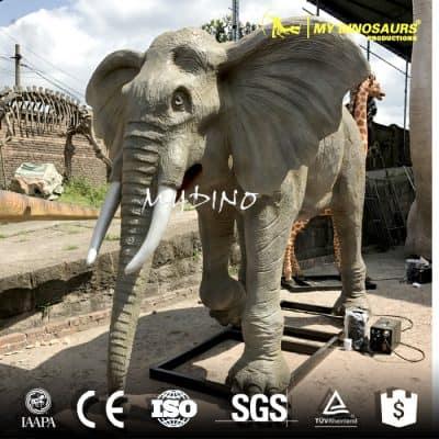 Animatronic Elephant