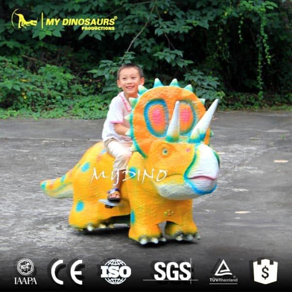 Battery Dinosaur Ride