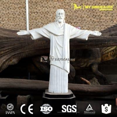 life size fiberglass statues
