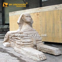 Mini Great Sphinx of Giza