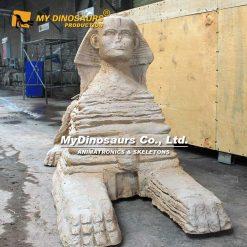 Mini Great Sphinx of Giza 5